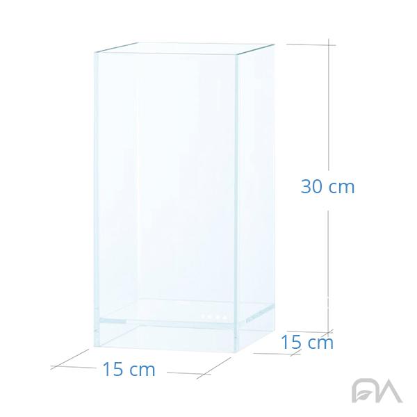 DOOA NEO GLASS AIR 15x15x30