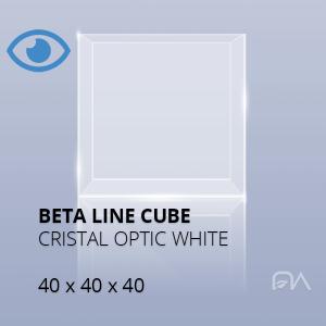 Acuario BETA LINE CUBE 40x40x40