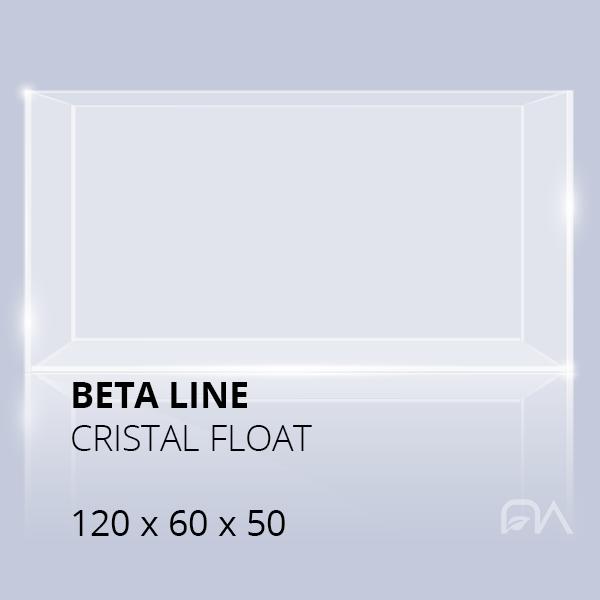 Acuario BETA LINE 120x60x50
