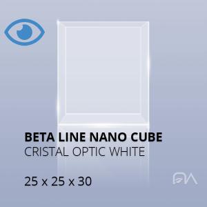 Acuario BETA LINE NANO CUBE 25x25x30