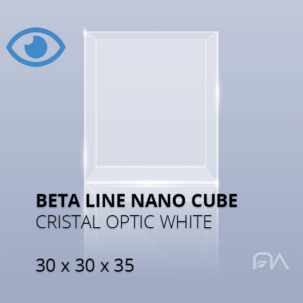 Acuario BETA LINE NANO CUBE 30x30x35