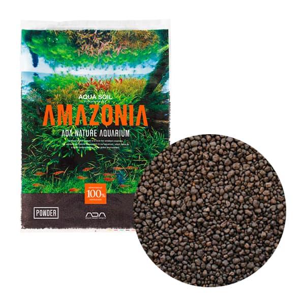 SUSTRATOS NUTRITIVOS PAR A ACUARIOS: ADA AQUA SOIL AMAZONIA POWDER