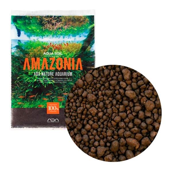 SUSTRATOS NUTRITIVOS PARA ACUARIOS: ADA AQUA SOIL AMAZONIA