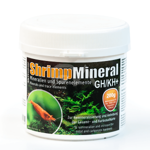 Bee Shrimp Mineral GH/KH+ 200g