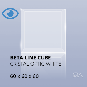 Acuario BETA LINE CUBE 60
