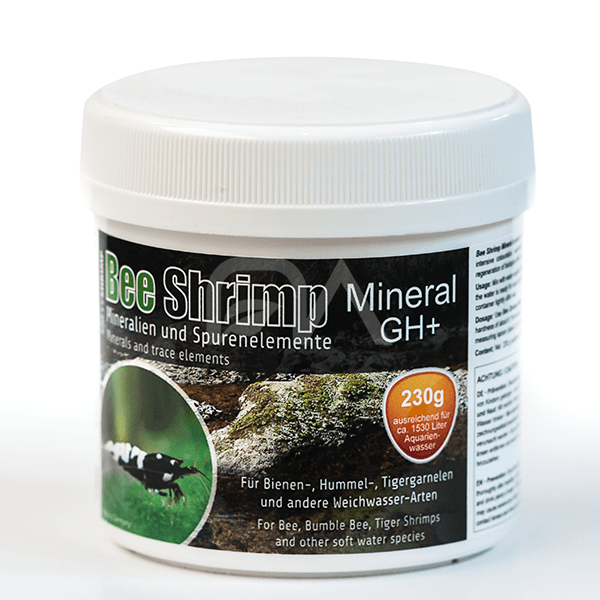 Bee Shrimp Mineral GH+ 230g