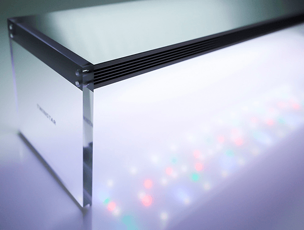 Pantalla de LED RGB de Twinstar modelo ES
