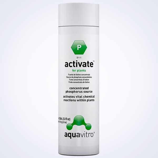 Comprar acondicionador acuarios Aquavitro Activate 150 ml
