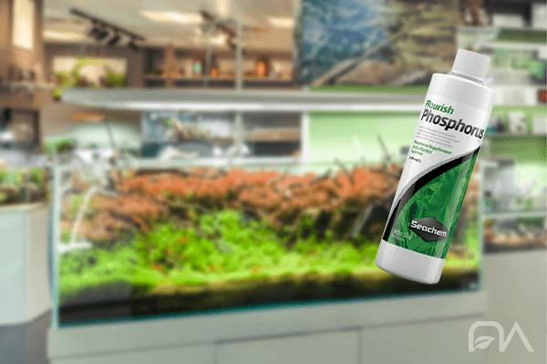 Abono líquido Flourish Phosphorus de Seachem