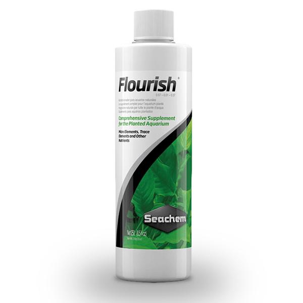 Abono líquido Flourish de Seachem