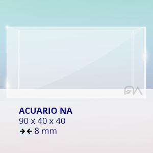 Acuario NA Cristal Normal 90x40x40