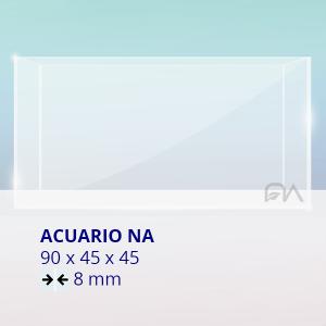 Acuario NA Cristal Normal 90x45x45