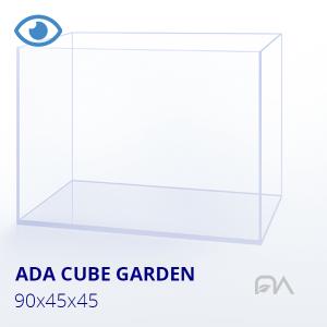 ACUARIO ADA CUBE GARDEN 90x45x45