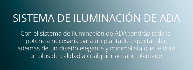SISTEMA DE ILUMINACIÓN ADA