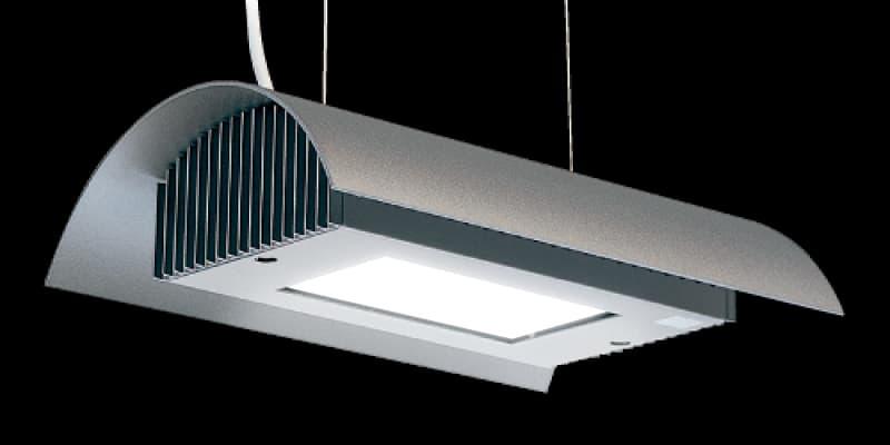 Iluminación del acuario plantado: Pantalla de luz HQI
