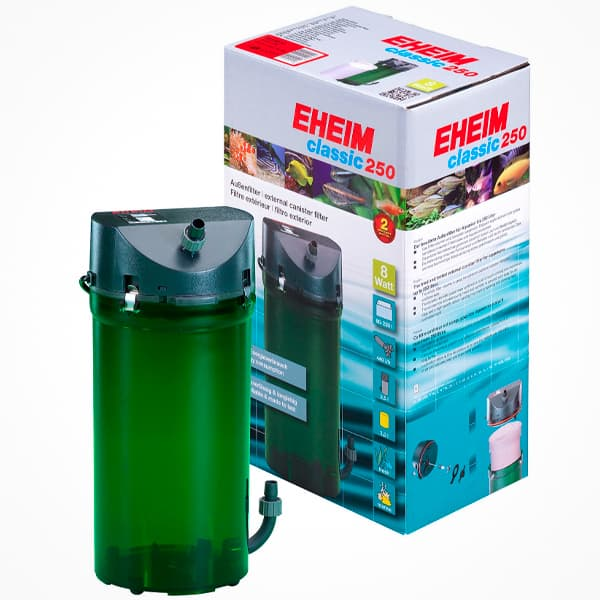 FILTRO EXTERNO EHEIM CLASSIC 250