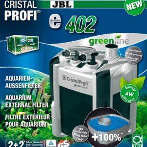 FILTRO EXTERNO JBL CRISTALPROFI E402 GREENLINE