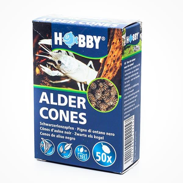 HOBBY ALDER CONES 50X