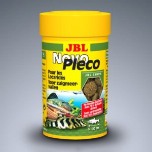 ALIMENTO PARA PECES JBL NOVO PLECO 100 ML