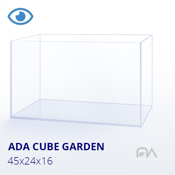 ADA CUBE GARDEN 45X24X16