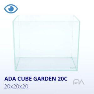 ACUARIO ADA CUBE GARDEN 20C DE 20X20X20