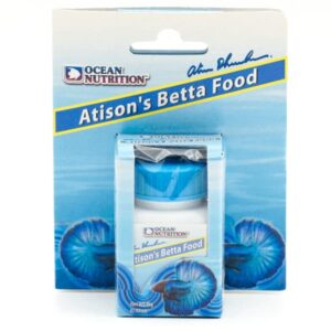 Comprar alimento para peces ATISONS BETTA FOOD