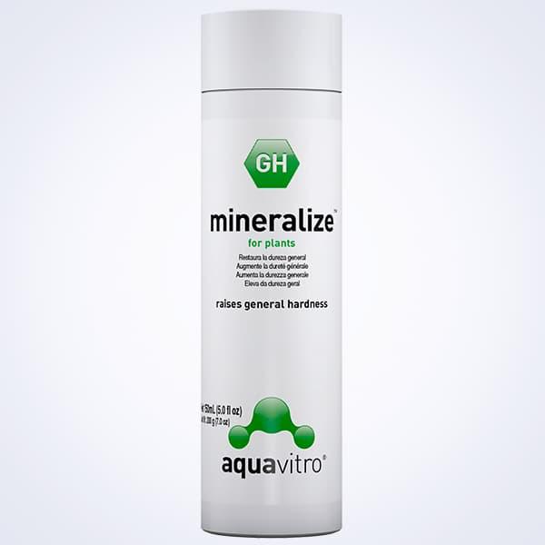 Comprar Online Fertilizante para acuarios plantados AQUAVITRO MINERALIZE 150 ml
