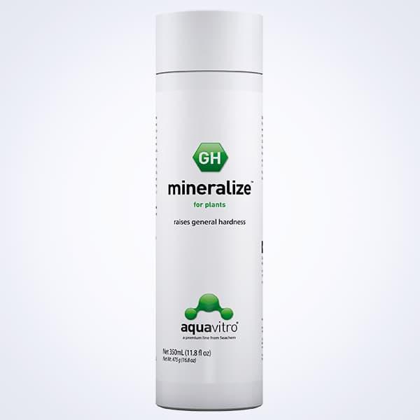 Comprar Online Fertilizante para acuarios plantados AQUAVITRO MINERALIZE 350 ml