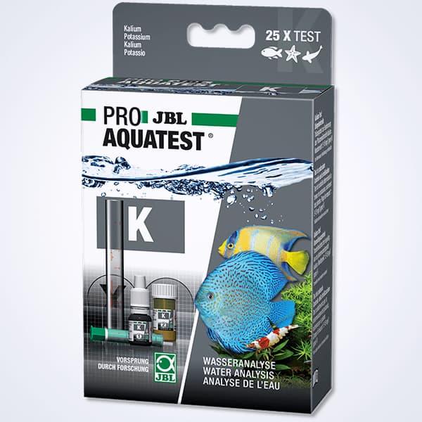 Comprar test de potasio online. PROAQUATEST JBL K POTASIO.
