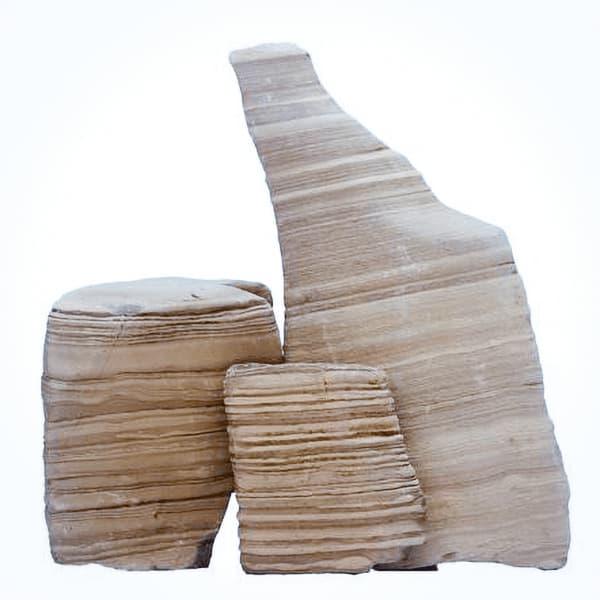 Roca Snow Stone para acuarios, es natural y la puedes comprar online en NAscapers