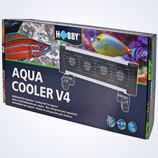 Ventilador para acuarios de agua dulce AQUA COOLER V4 de marca HOBBY