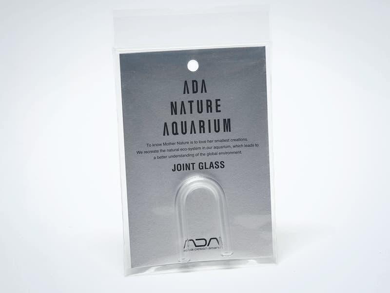 ADA JOINT GLASS, tubo de cristal en forma de U para acuarios