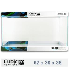 BLAU CUBIC AQUASCAPING 80