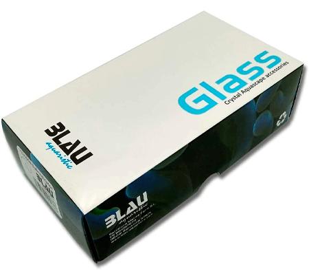 Embalaje contador de burbujas BLAU GLASS BALL BUBBLE COUNTER