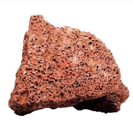 ROCA VOLCÁNICA RED STONE