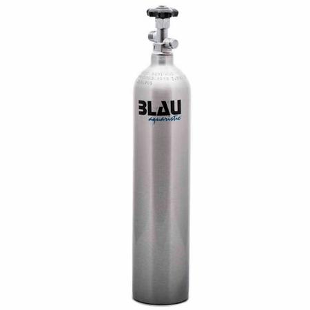 Botella de Gas CO2 presurizado para acuarios plantados con una capacidad de 3 Litros