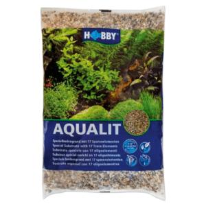 HOBBY AQUALIT 3 LITROS, de venta online en NASCAPERS al mejor precio. El mejor sustrato nutritivo para tu acuario plantado.