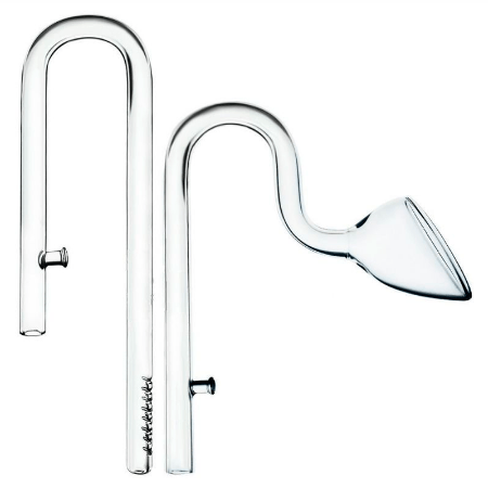 LILY PIPE FILTER IN / OUTFLOW SET 16/22 MM Ø 17 MM